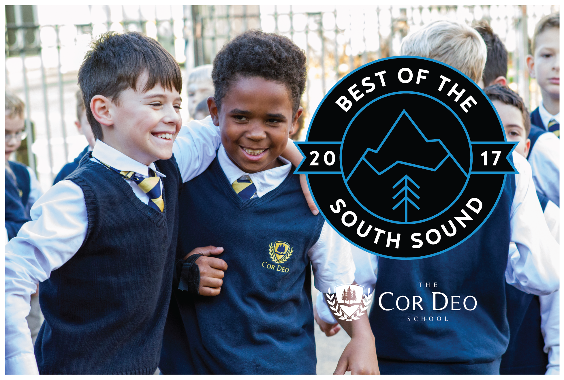 Voted Best Private Elementary in the South Sound